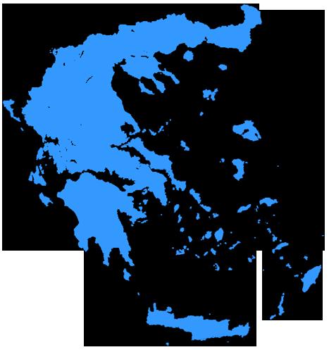 Χάρτης Ελλάδας